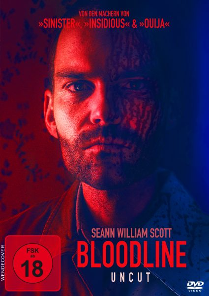 Bloodline DVD Front