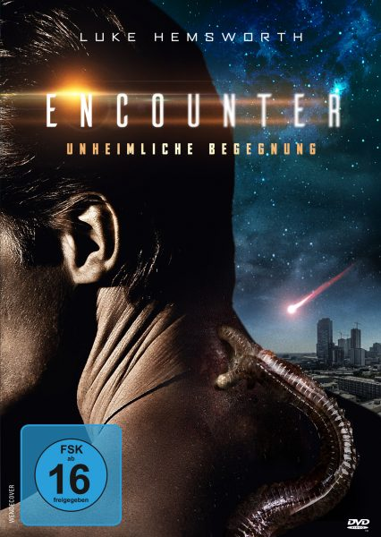Encounter DVD Front