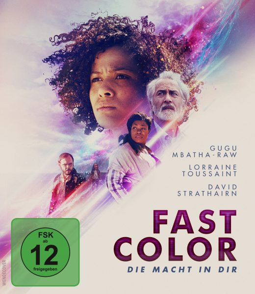 Fast Color BD Front