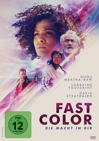 Fast Color DVD Front