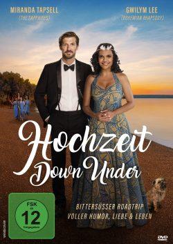 Hochzeit Down Under DVD Front