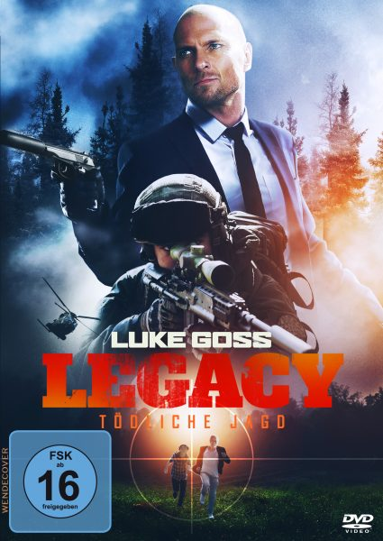 Legacy DVD Front