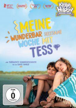 Meine wunderbar seltsame Woche mit Tess DVD Front