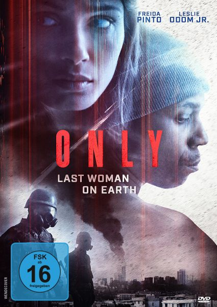 Only DVD Front