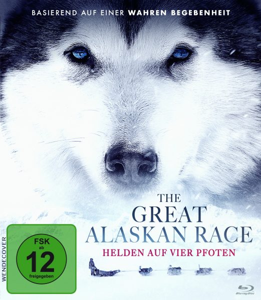 The Great Alaskan Race BD Front
