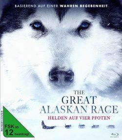 The Great Alaskan Race BD Vorabcover