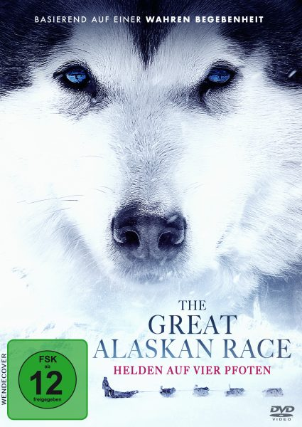 The Great Alaskan Race DVD Front
