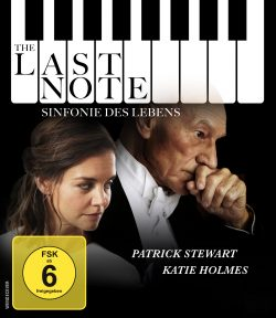 The Last Note BD Front