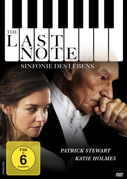 The Last Note DVD Front