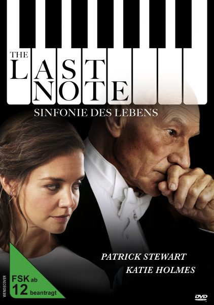 The Last Note DVD Vorabcover