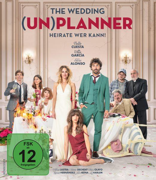The Wedding (Un)planner BD Front