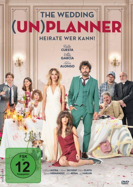 The Wedding (Un)planner DVD Front