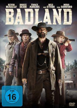 Badland DVD Front