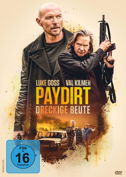 Paydirt DVD Front