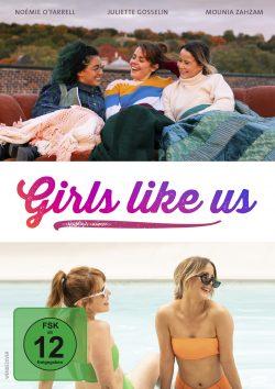 Girls Like Us DVD Front
