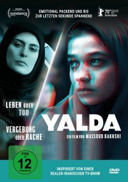Yalda DVD Front
