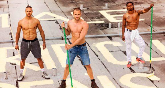 Men at Work: Miami Szenenbild