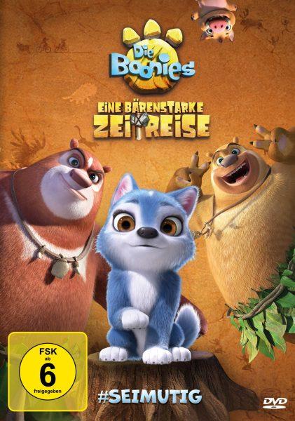 Die Boonies DVD Front