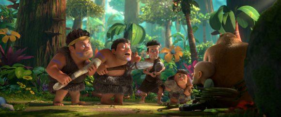 Die Boonies Szenenbild