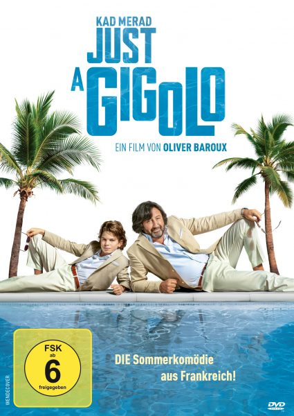 Just a Gigolo DVD Front