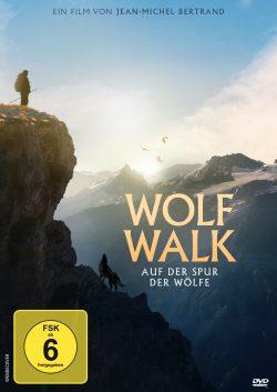 Wolf Walk DVD Front