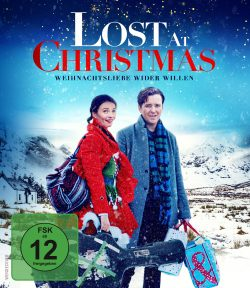 Lost at Christmas BD Front
