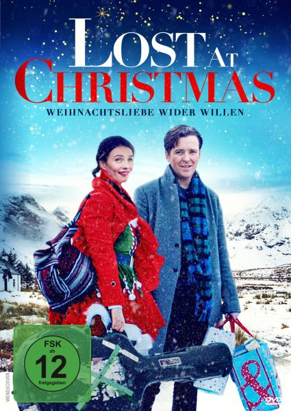 Lost at Christmas DVD Front