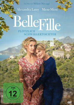 Belle Fille DVD Front