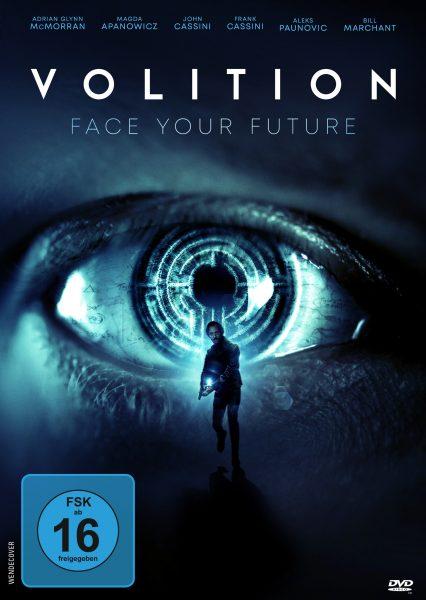Volition DVD Front