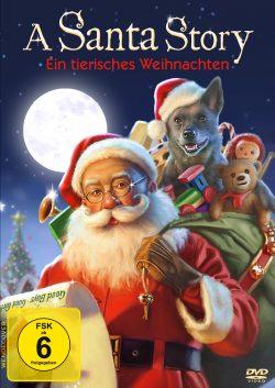 A Santa Story DVD Front