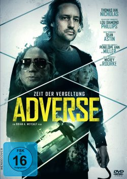 Adverse DVD Front