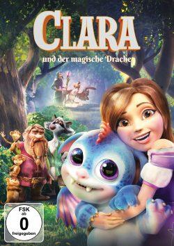 Clara und der magische Drache DVD Front