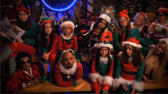 A Santa Story Szenenbild