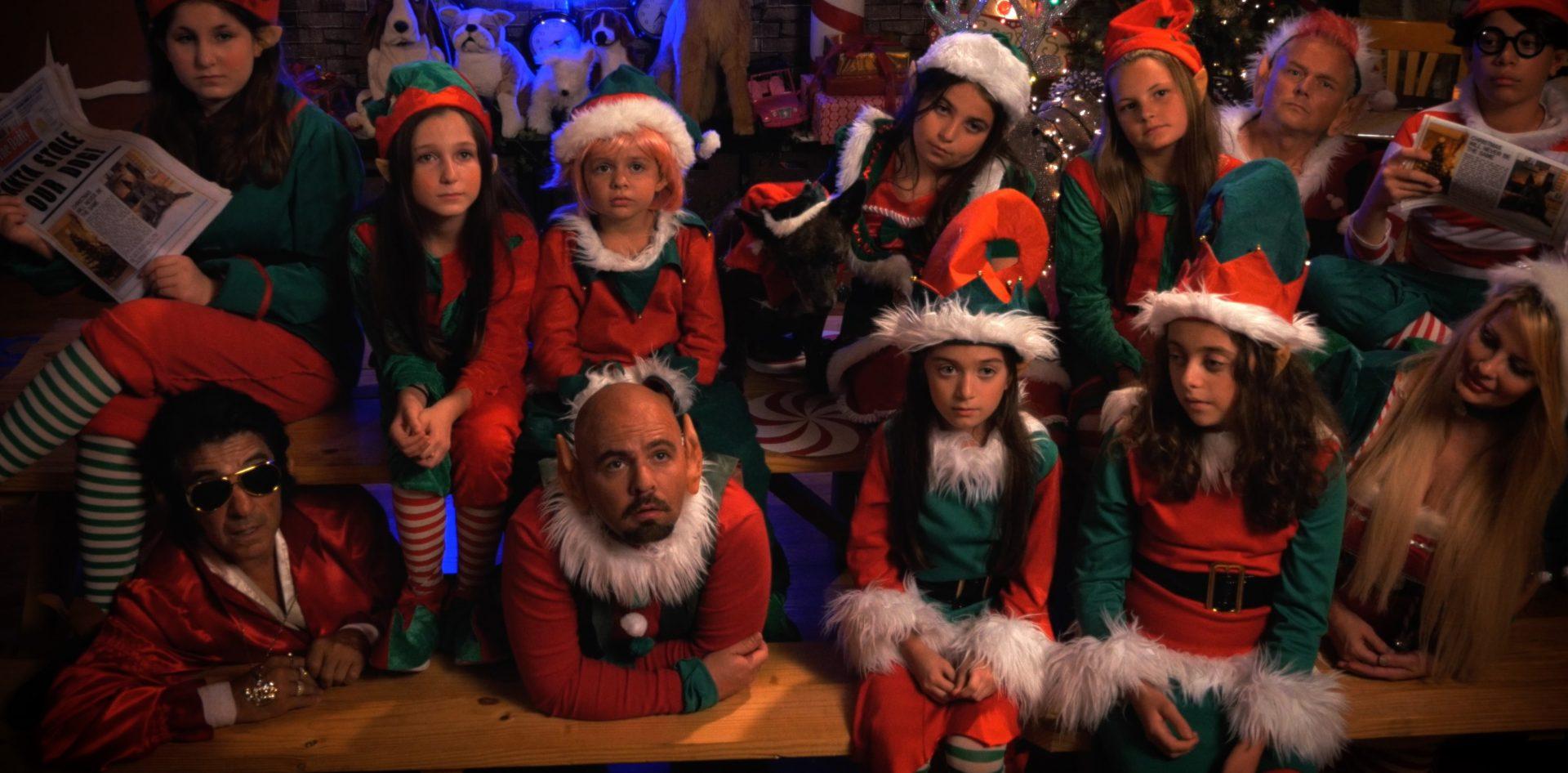 A Santa Story