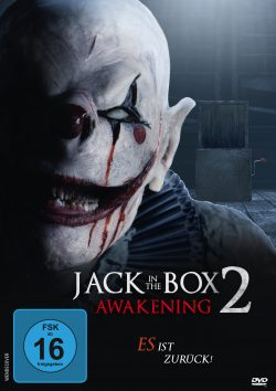 Jack in the Box 2 DVD Front
