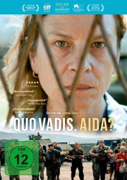 Quo Vadis, Aida? DVD Front