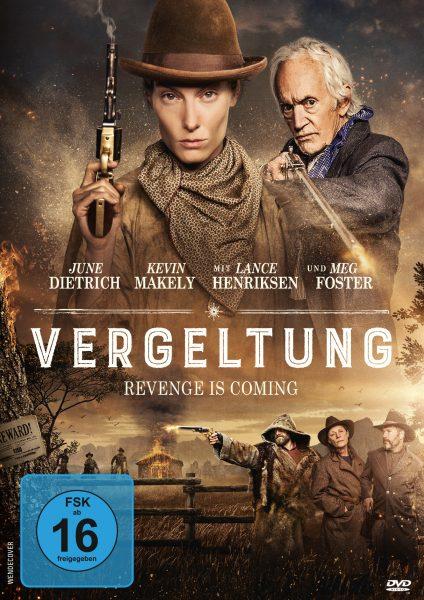 Vergeltung DVD Front